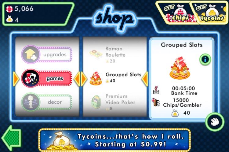 MiniTycoon Casino screenshot-3