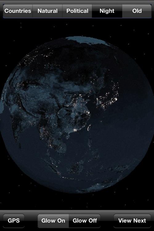 3D Globe - World Atlas screenshot-3
