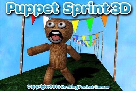 Puppet Sprint 3D screenshot-0