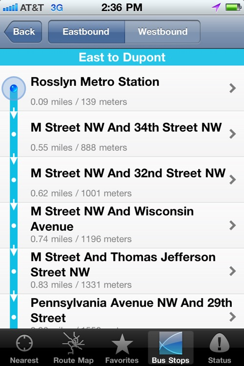 Next DC Circulator screenshot-2