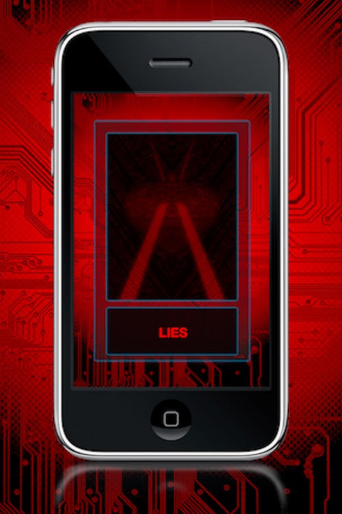 Lie Scanner Free for iPhone and iPod Touch screenshot-3