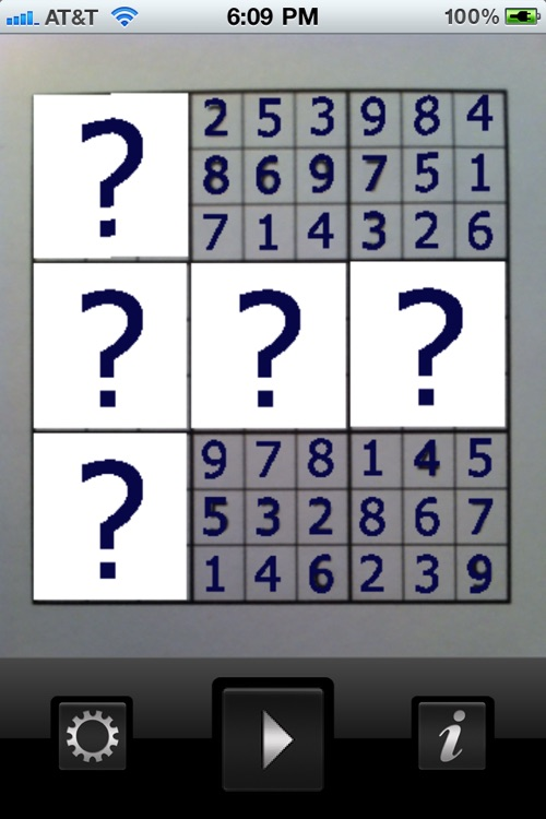 Sudoku Lens screenshot-3
