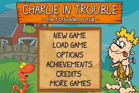 Charlie In Trouble - The Forbidden Portal Lite