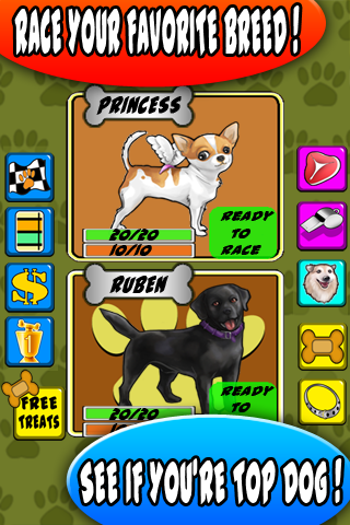 Dog Racer screenshot three