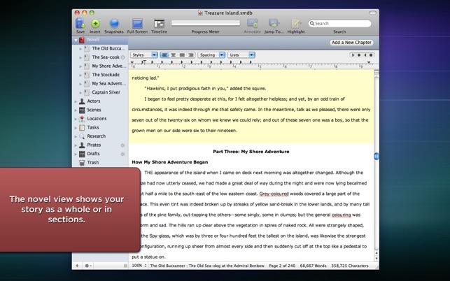 Mariner Introduces StoryMill 4 – Mariner Software