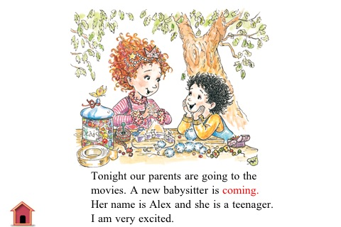 Fancy Nancy and the Sensational Babysitter for ...