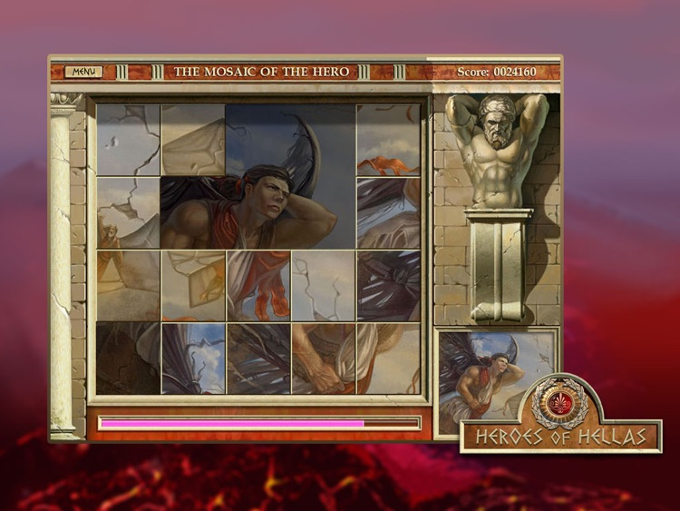 Heroes of Hellas HD screenshot-2