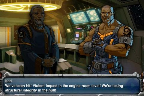 Rogue Planet - FREE screenshot-3