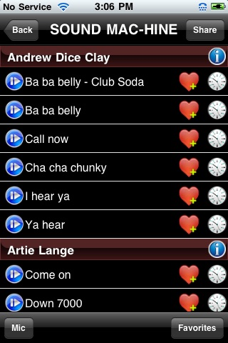 SOUND MAC-HINE screenshot-3