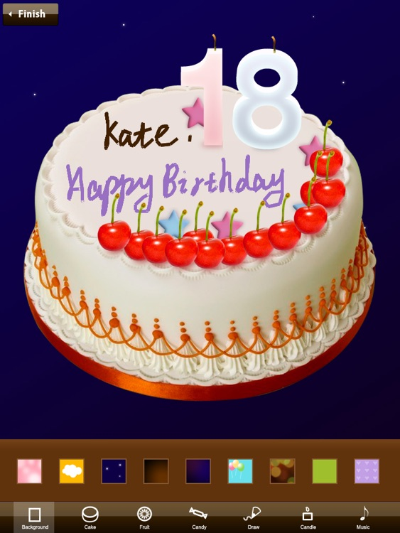 Cake DIY HD screenshot-3
