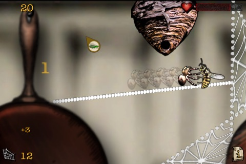 Spider:  Hornet Smash screenshot-2