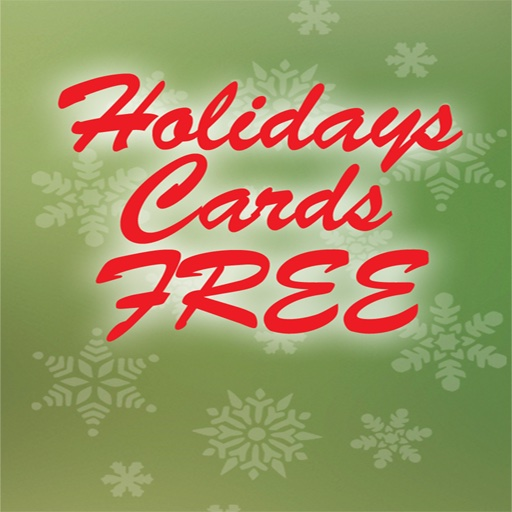Holiday Cards - Free
