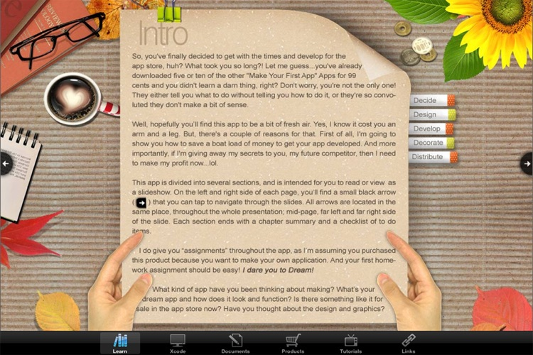 App Instructor - A Step-by-Step Tutorial on How to Make and Sell iPhone and iPad Apps