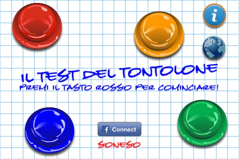Il Test Del Tontolone screenshot-0