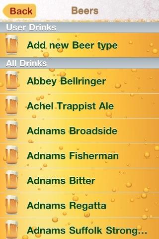 Alcohol Monitor screenshot-3