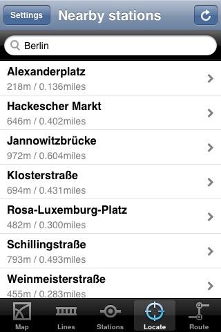 Berlin Subway screenshot-3