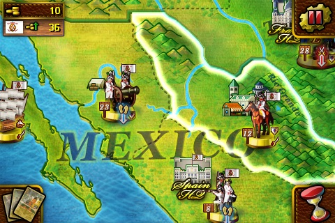 Musket & Artillery: American Revolutionary War Lite screenshot-1