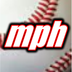 Baseball Radar Gun app