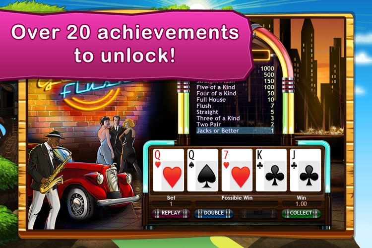 Video Poker (4 Games) screenshot-3