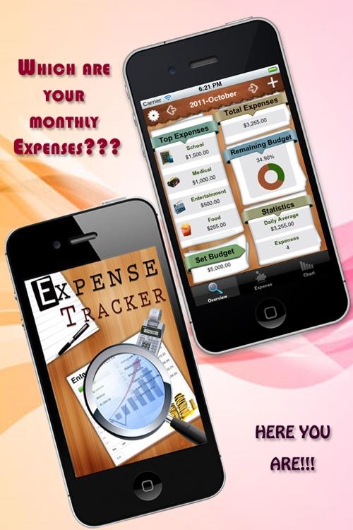 Expenses Tracker Lite