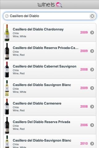 Wine-is Finder