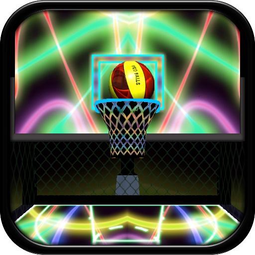 Flick Cosmic Basketball