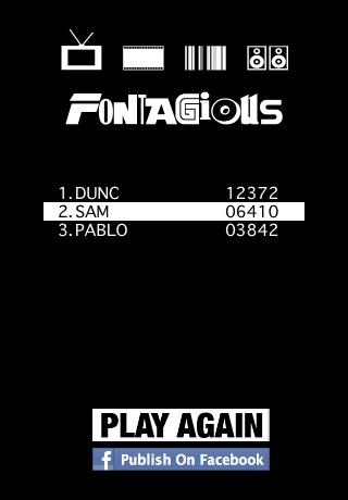 Fontagious screenshot-3