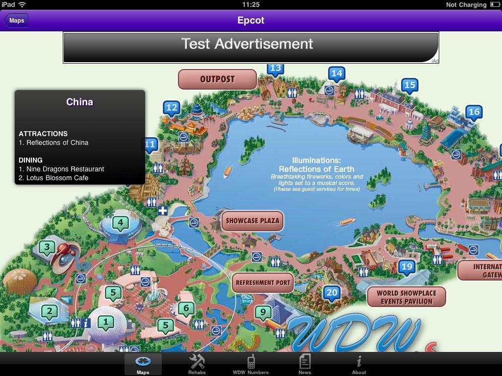 Disney World Maps - Online Game Hack and Cheat   Gehack.com