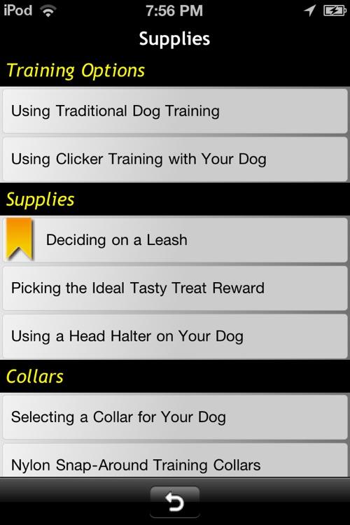 Dog Training Basics For Dummies screenshot-4