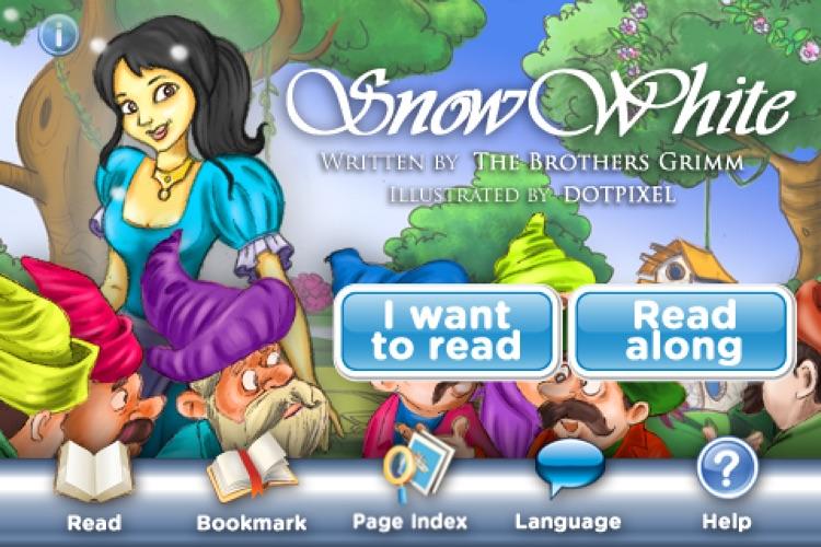 Snow White Storychimes (FREE)