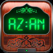 Azan Alarm Clock - Nightstand with Islamic Prayer Times and Push Notification