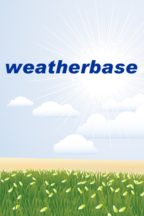 Weatherbase App screenshot-0