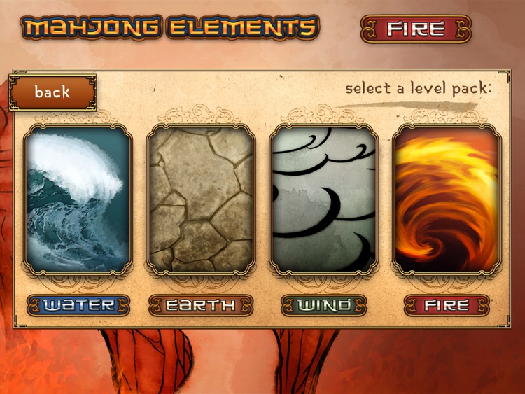 Mahjong Elements HD screenshot-3