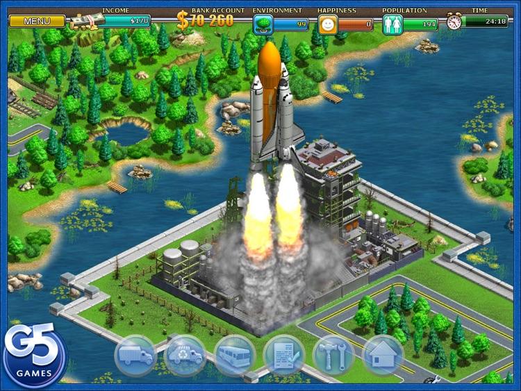 Virtual City HD (Full) screenshot-0