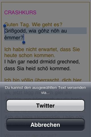 Schwäbisch für Anfänger screenshot-4