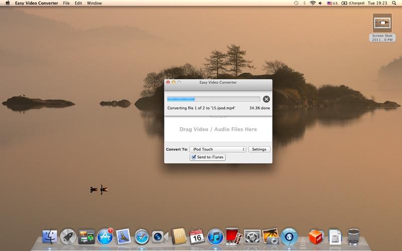 Easy Video Converter Screenshot