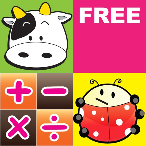 Calculator-Animals Buddy Free for iPad