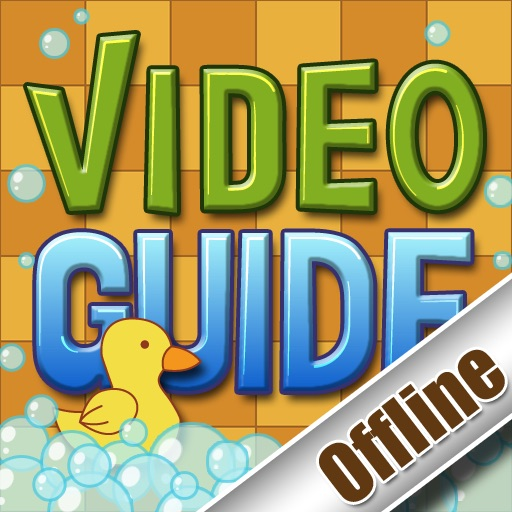Offline Guide For Where's My Water?