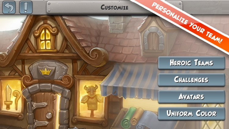 Hero Academy screenshot-3