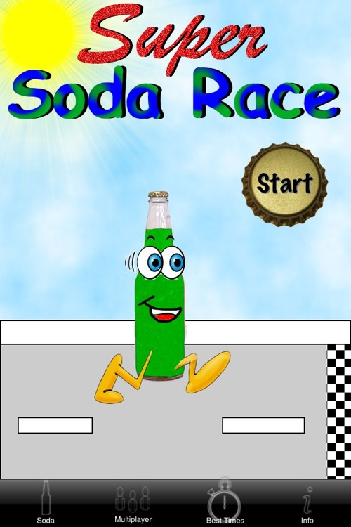 Super Soda Race Free