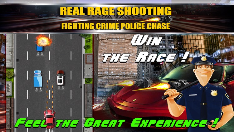 Real Rage Police Chase : Free Crime fighting & Race Game