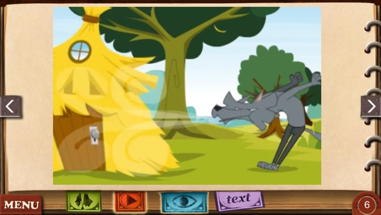 The Three Little Pigs HD - Discovery screenshot-3