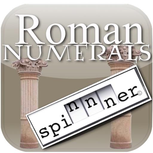 Roman Numerals Spinnner