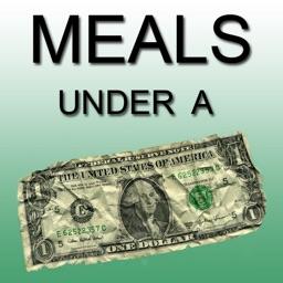 Meals Under A Buck