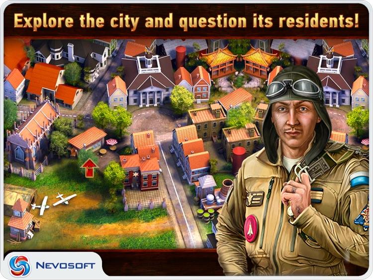 Mysteryville HD Lite: hidden object investigation screenshot-4
