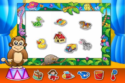 Abby's Train - Learn Colors! screenshot 4