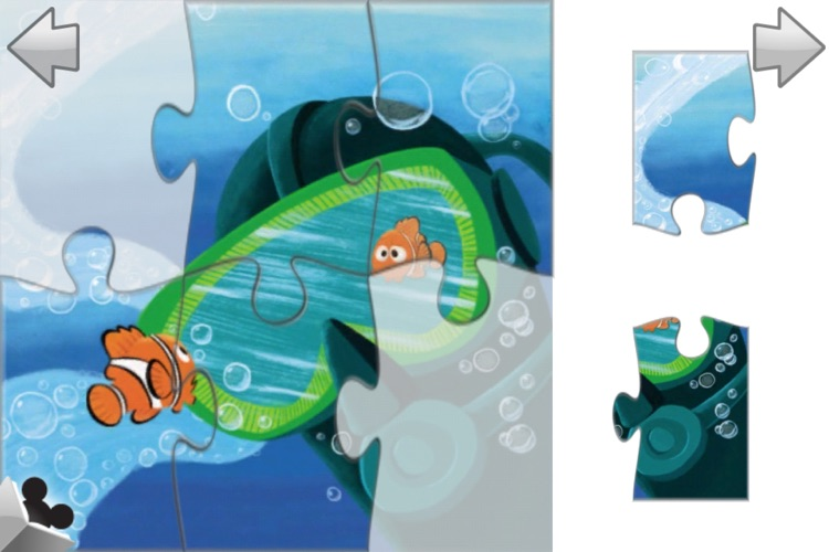 Finding Nemo: My Puzzle Book screenshot-2