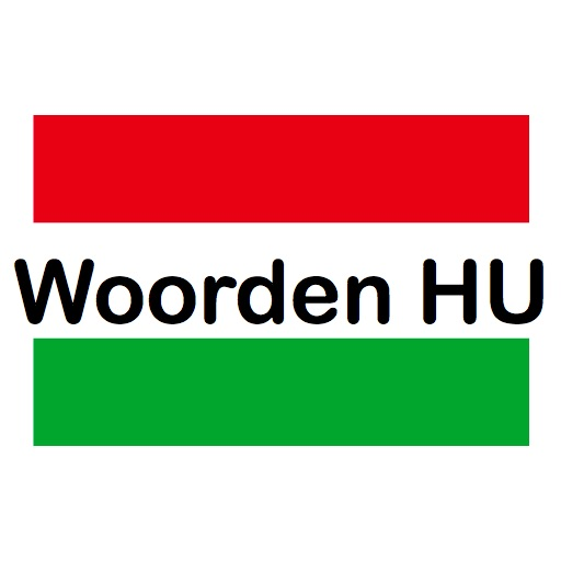 Woorden HU Hungarian Course icon