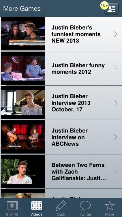 Ultimate Fan Club - Justin Bieber Edition