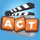 Acting Out! Free Video Charades icon